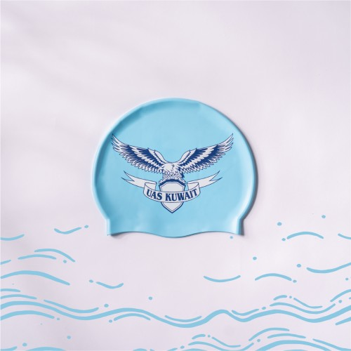 Swimming Cap Light Blue