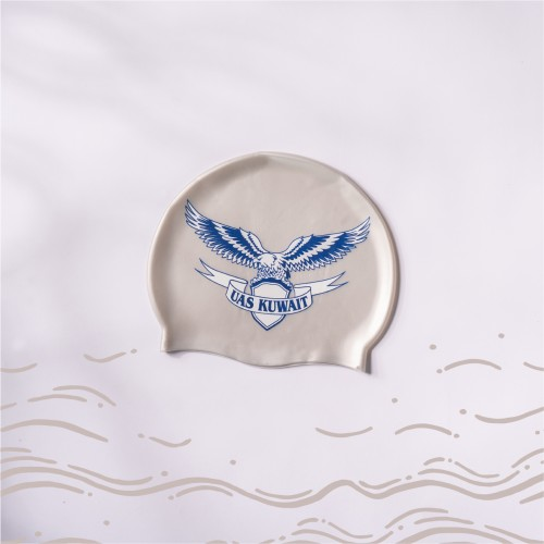 Swimming Cap Silver