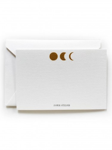 Gold Moon Gift Card