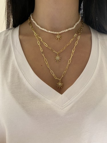 SOLEIL Pearl Necklace