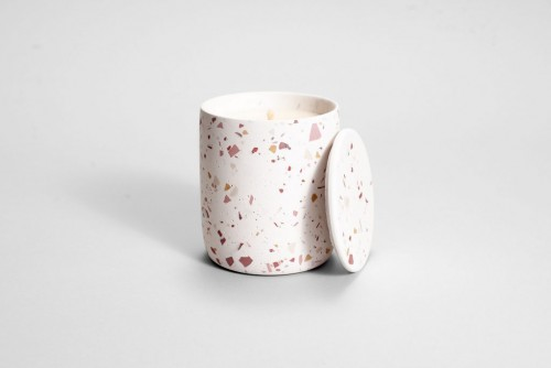 Patchouli Terrazzo Candle