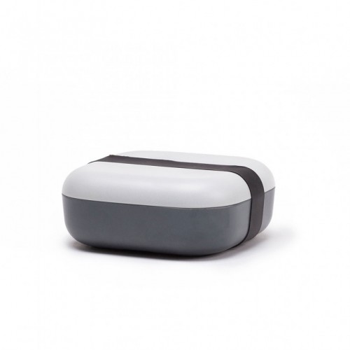BAMBOO SNACK BOX - Gray And Cloud